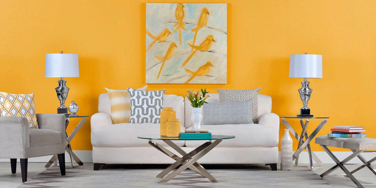 8fb220ea4d Dicas para usar o amarelo na decoração, cor é tendência